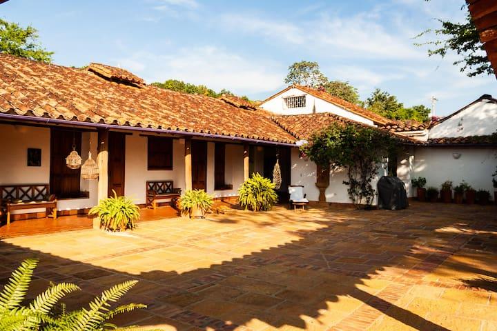 Casa La Morada en Barichara