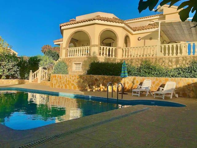 Villa Monte Y Mar