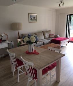 Harbourside getaway only minutes from the city - Birchgrove - Casa