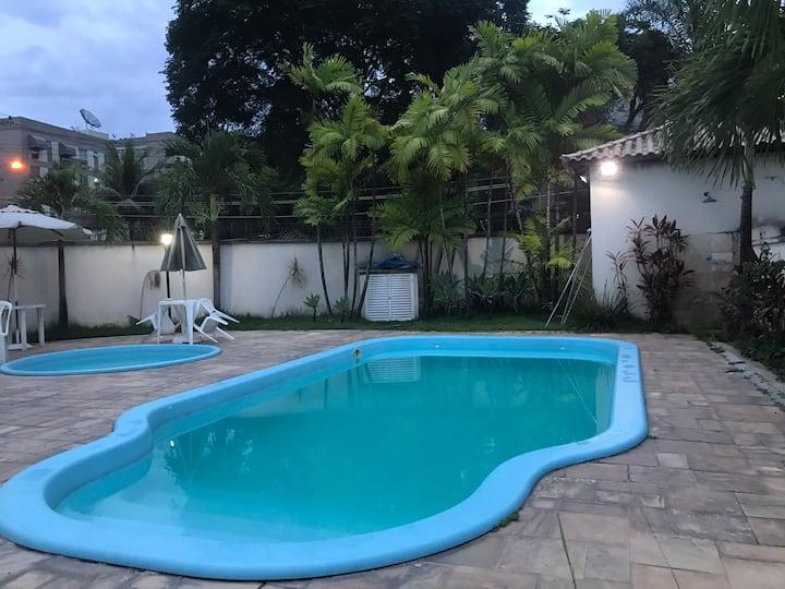 Excelente casa duplex em Jacarepaguá- Pechincha