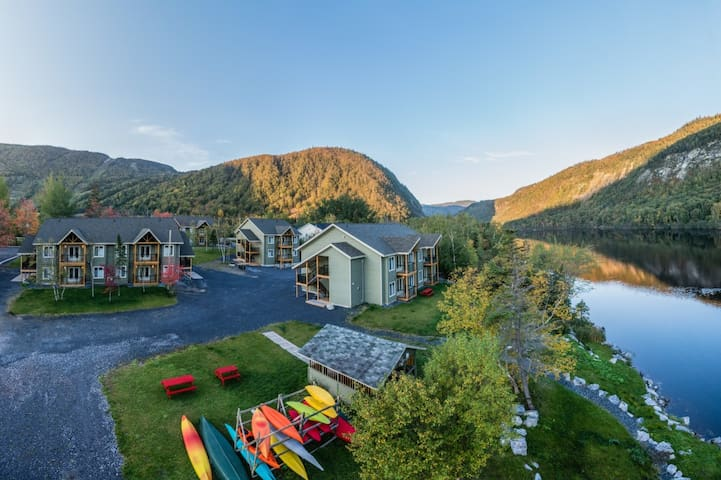 Marble Inn Resort - Two-Bedroom Condo