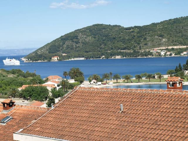 """""""Apartment-2"""" (sea view, balcony, for 4 persons)"""