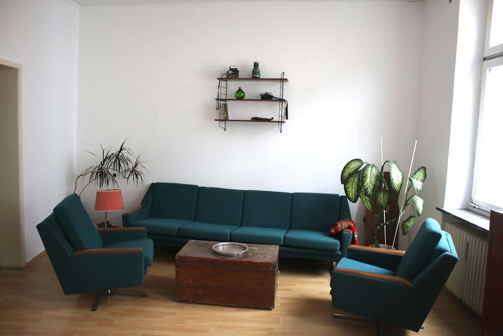 Unser geliebtes Sofa :)