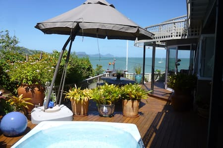 Sail Inn - stunning, magical, peaceful - Whangarei