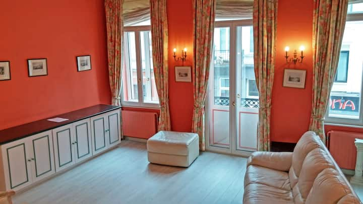 Superb classical 1BR in EU quarter