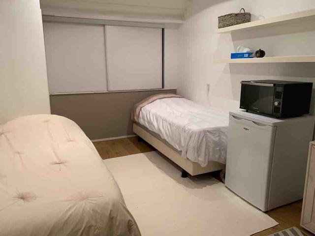 Nice double room. perfect for a weekend stay