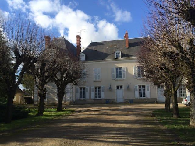 Chambres d'hôtes - Le Colombier Châteauroux