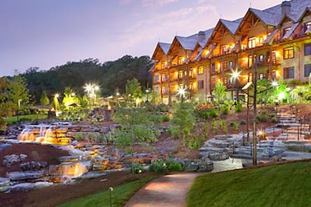 Big Cedar Resort -FEB 14 to 17th - Ridgedale