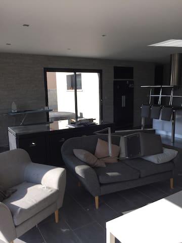 Logement au calme - Geneston - Dom