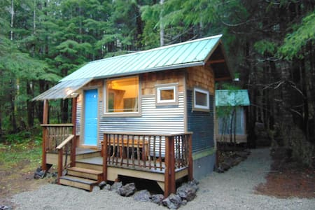 Rain forest cabin - Port Angeles - Kisház