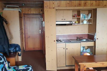 Warm, cosy studio in Cieloalto (Cervinia) - Breuil-Cervinia