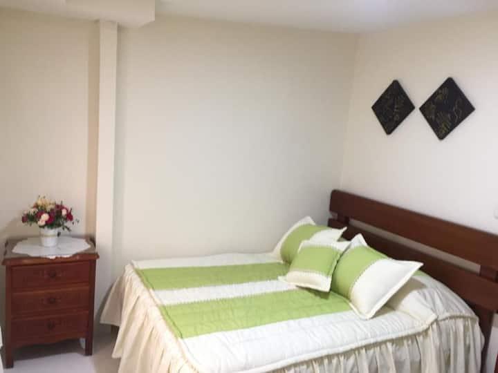 La Casa de Pacho, comodo y confortable espacio.