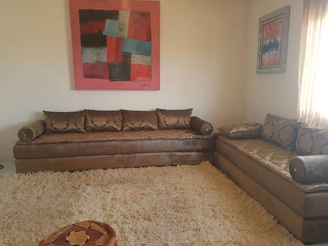 Appartement de charme au coeur de Hay Riad