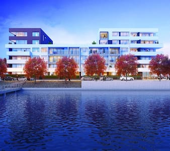 Modern Apartment at the Foreshore - Kingston - Lägenhet