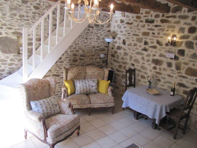 Wren gite Gomene Central Brittany - Gomené - House