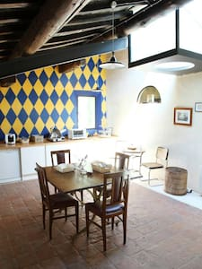 Ancient italian country house - Suzzara