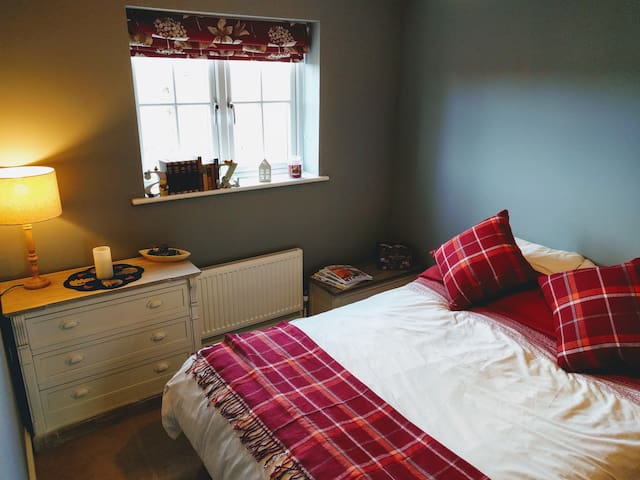 Comfortable double room in York - York - Hus