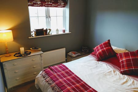 Comfortable double room in York - York - Haus