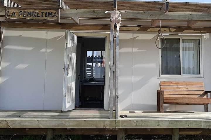 La Penultima Casa para 2 personas a 200 m. Playa