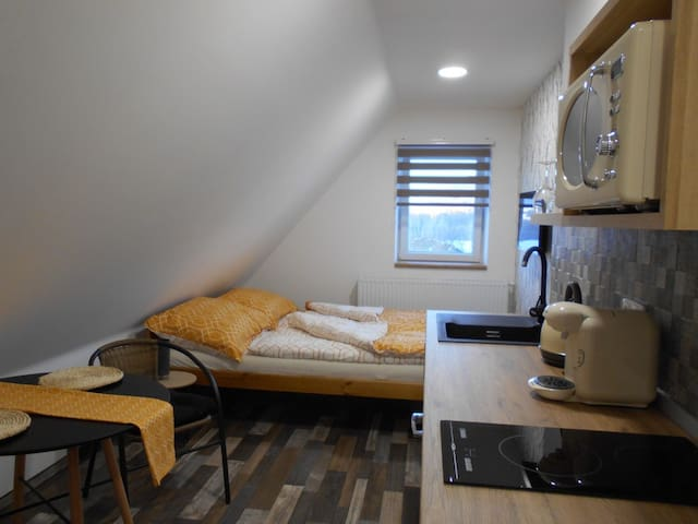 2 lůžkový apartmán 1