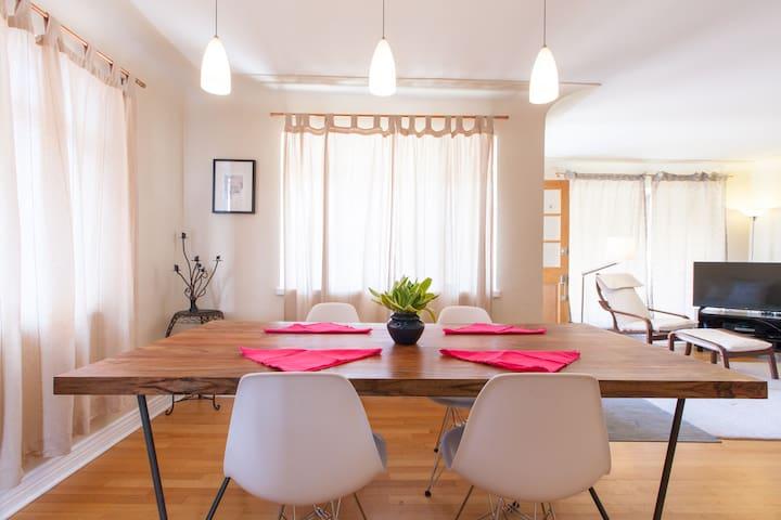 Large Bedroom in cozy LOHI Neighborhood w/ BIKES! - Denver - House