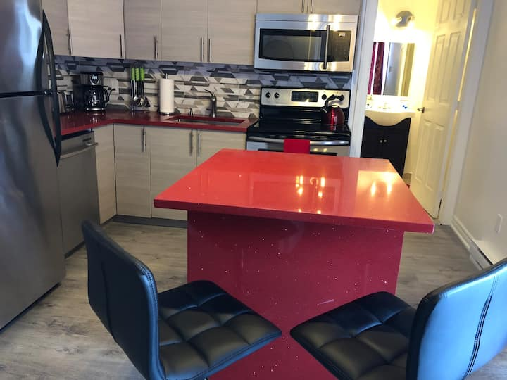 @1389 Downtown Montreal/ Cosy & Private Apartment
