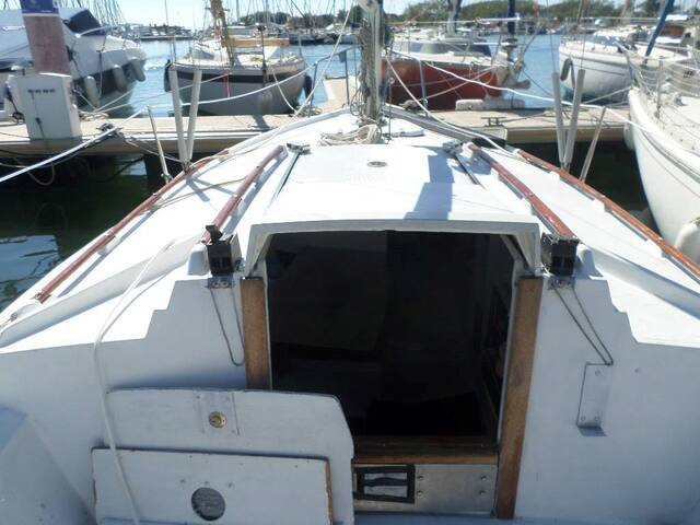 Voilier Edel 660 - Agde - Boot