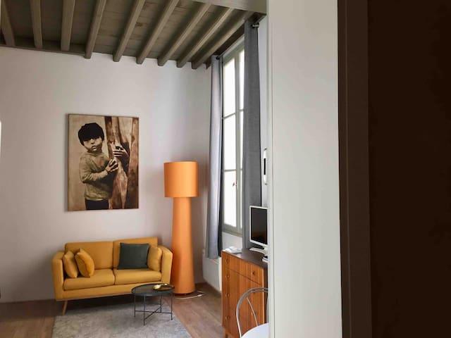 Studio Anna centre historique Bordeaux St Pierre