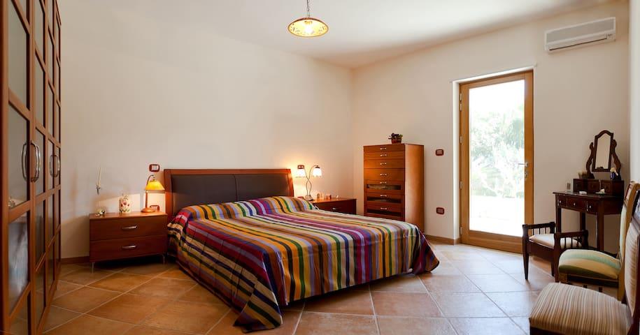 213 Apartment in Villa with Pool in Aradeo - Aradeo - Apartament