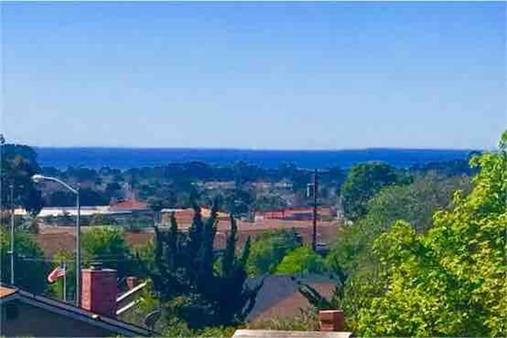 Coastal -Ocean views -minutes to Pismo & monarchs