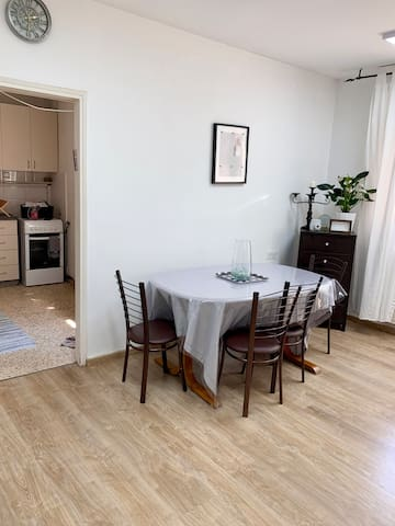 Spacious Har Nof Apartment