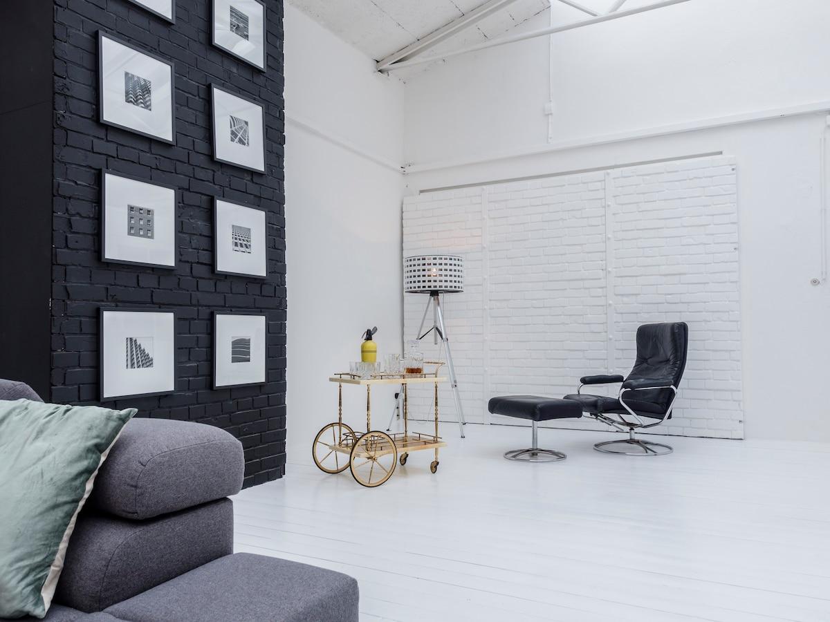 Wohnraum Lounge