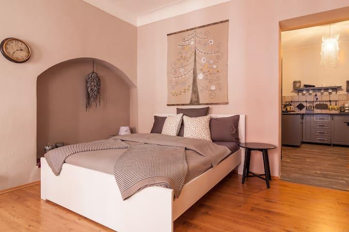 Romantic apartment No. 7