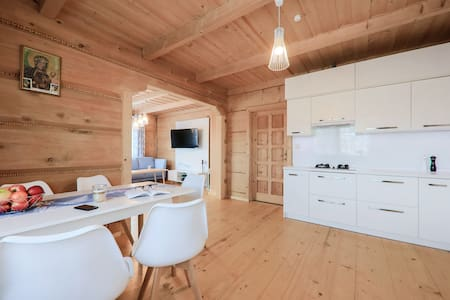 InspiroApart Tatras Penthouse (8+1)