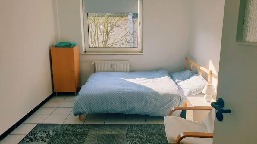 Cosy private room close to Messe/Deutz and Lanxess