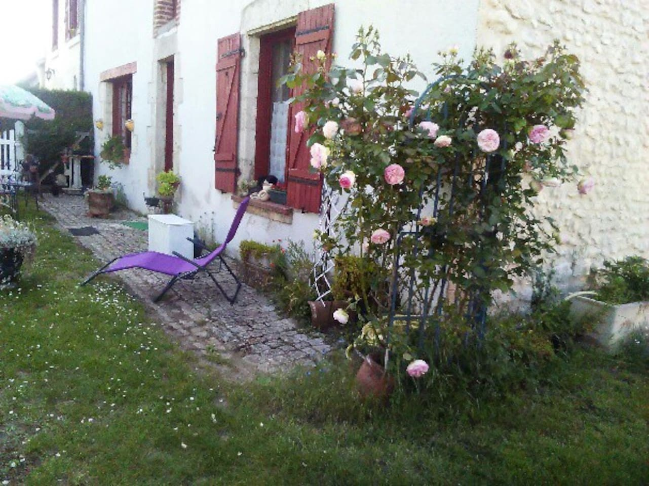 Cosy and rustic little gîte, in the country