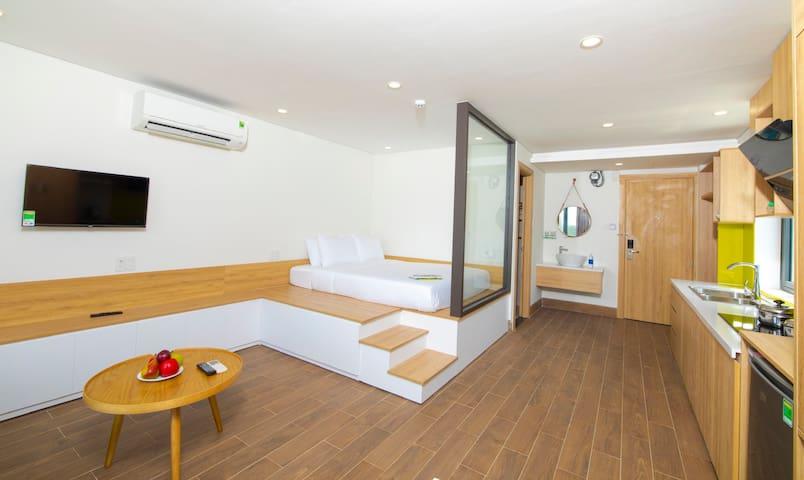 carnation apartment