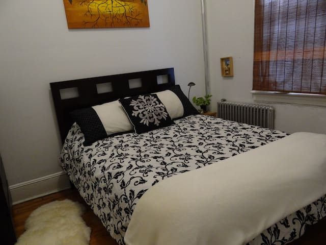Nyc! Cozy room in Williamsburg
