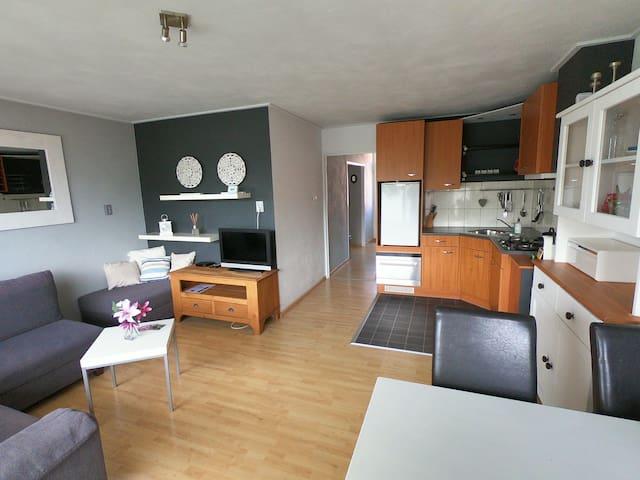 """Appartement """"De Zeebries"""" Koudekerke 4p"""