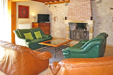 Holiday home in Chouzy-sur-Cisse - Chouzy-sur-Cisse - House