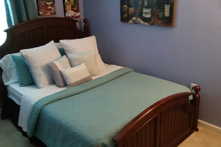 Queen Room @ Country Roads & Cultural Highways WV!