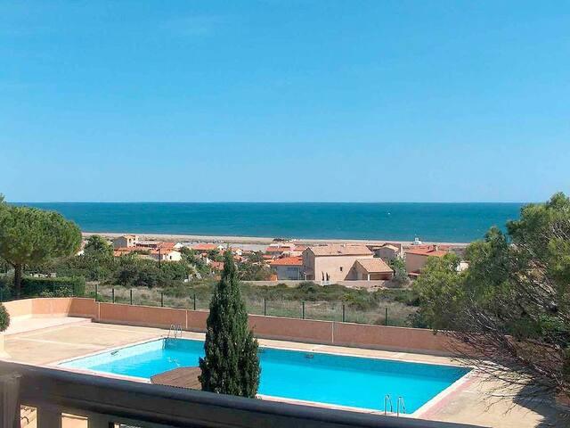 PETIT PAVILLON  SAINT PIERRE LA MER (Méditerranée)