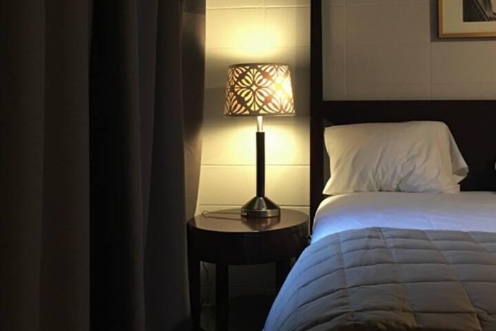 Grande chambre avec King lit