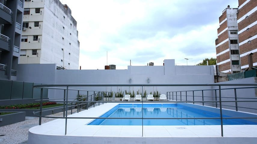 Hermoso Studio Apartment Full Amenities Gym Pool