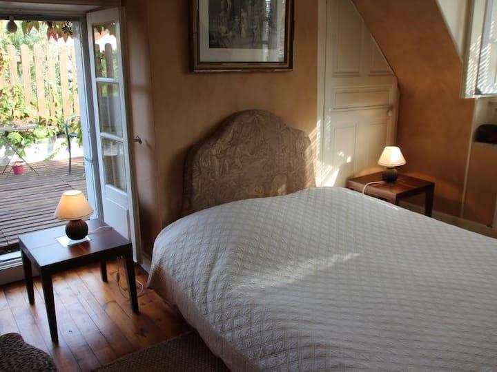 La Maison de Famille IN Chenonceaux /Chambre Camel