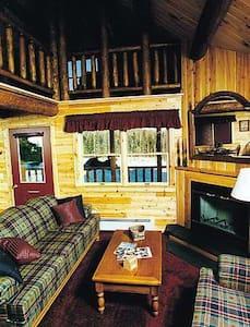 Moosehead Cottage Resort Log Cabin - Greenville - Skiptileiga