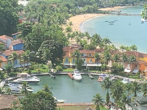 Triplex Angra- Portogalo- Praia e canal exclusivo.