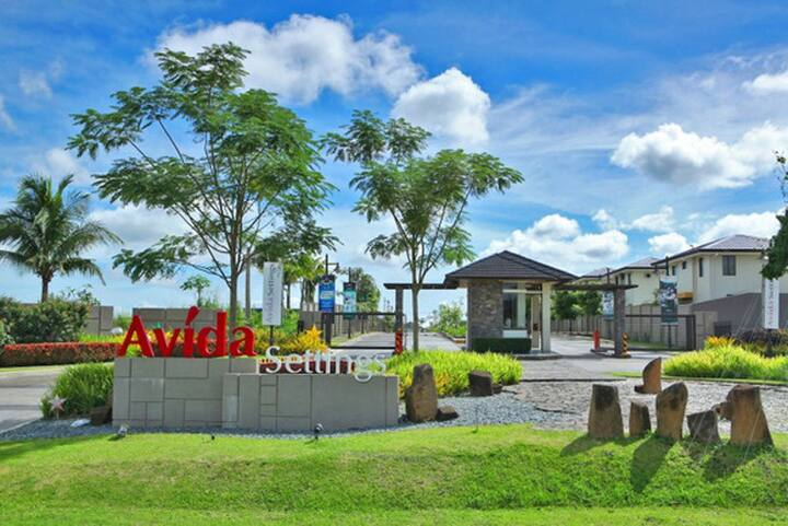 2BR 2T&B Nuvali gated-Home, Outdoor space, parking