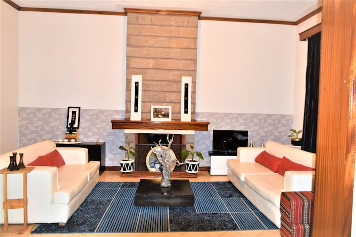 Beautiful Magnificent Ensuite Room in Westlands