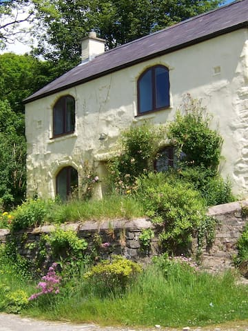 Traditional welsh mill farmhouse on beautiful land - Mynachlog-ddu - Haus